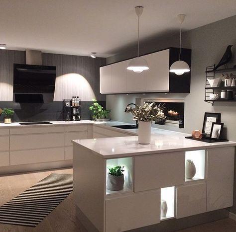 113 Best Küche Images On Pinterest   Dream Kitchens, Kitchen Ideas And  Kitchen Designs