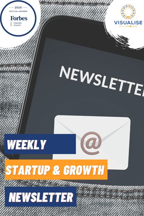 Startup and Growth Weekly Newsletter