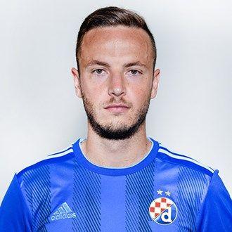 Amir Rrahmani Gnk Dinamo Zagreb Zagreb Red Card