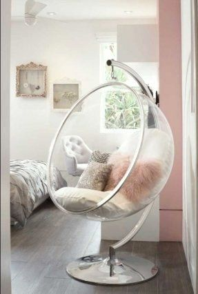 Hanging Bubble Chair For Bedroom Elegant 50 Hanging Chair For Bedroom You Ll Love In 2020 Visual Hunt In 2020 Bedroom Design Bedroom Diy Small Bedroom