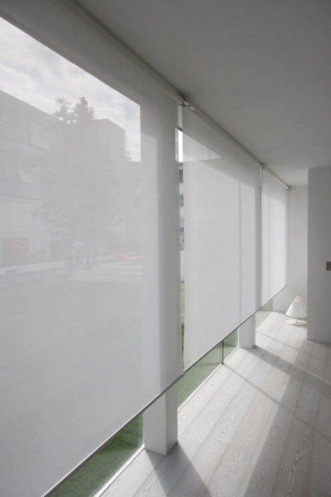 Store Enrouleur Rideau Baie Vitree Store Interieur Electrique Idees Pour La Maison