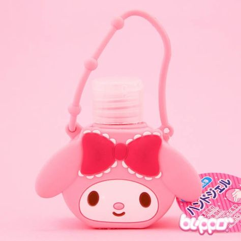 My Melody Mini Hand Sanitizer Bottle Met Afbeeldingen