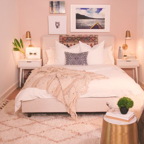 No weekend plans? We've got just the thing! Find out how to give your bedroom a major refresh with only 48 hours to spare here!