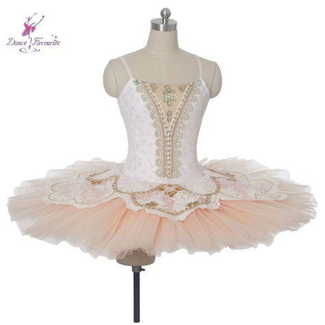 Adult Professional Modern Ballet Tutu Costume Cupid Lyrical Ballet Dance Tutu