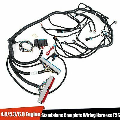 [XOTG_4463]  Sponsored eBay) Standalone Wiring Harness T56 Kit For 1999-2003 VORTEC 4.8  5.3 6.0 Engines in 2020 | Ford diesel, Ford powerstroke, Powerstroke diesel | T56 Wiring Harness |  | Pinterest