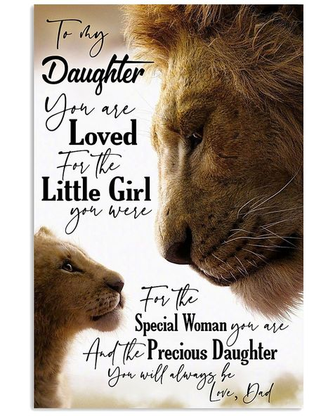 #daughtergift #giftfordaughter #daughterposter #posterfordaughter #familygift #lovegift #familyposter #loveposter #daughterquotes #familyquotes #lovequotes