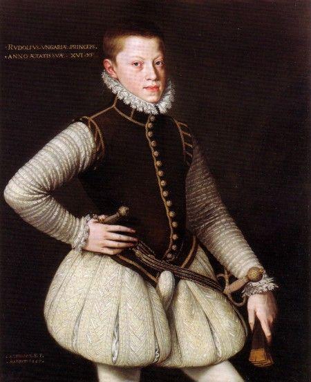 Archdukerudolf - Alonso Sánchez Coello — Wikipédia