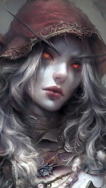 Sylvanas Windrunner Wow 4k Hd Mobile Smartphone And Pc Desktop Laptop Wallpaper 3840x2160 192 Warcraft Art Sylvanas Windrunner World Of Warcraft Wallpaper