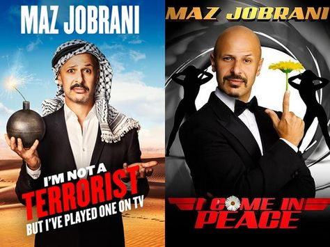 Maz Jobrani | Quand l'humour intervient