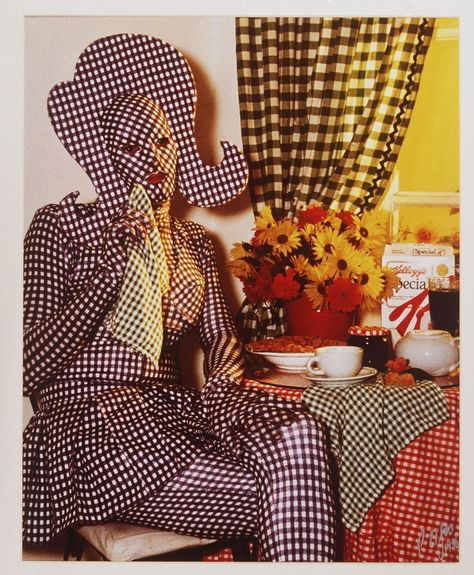 Brenton Heath-Kerr In 'Gingham', Sydney, Australia, ph. Peter Elfes, 1992-1996