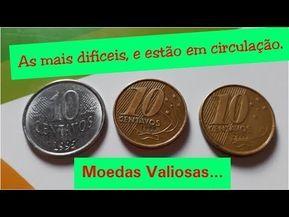 As 3 Moedas De 10 Centavos Dificeis E Valiosas Da Familia Do