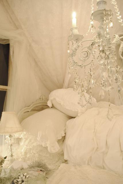 Lovely in White