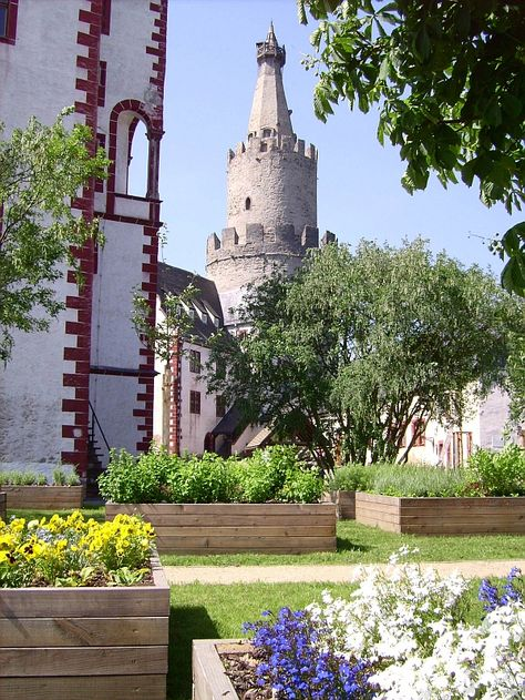 Gartenkultur Thüringen   Gera - Parks und Gärten in Gera