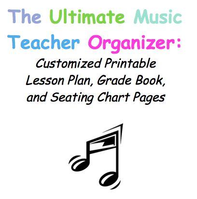 YouTube videos for music teachers Educação musical, Musicais e - printable classroom seating chart