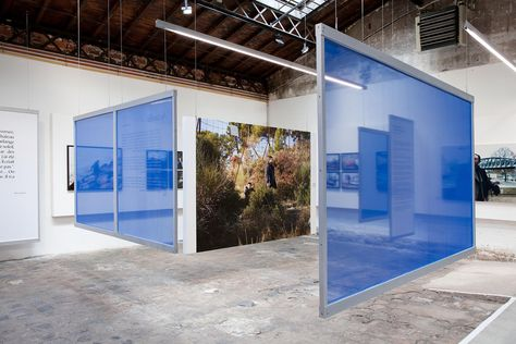 Médecins du Monde exhibition fights for the invisible and punches through the viewer