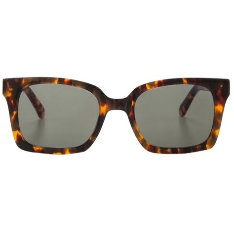 2b8b3128b1c Pre-owned New Karen Walker  praise Keeper  Wayfarer Frame Sunglasses