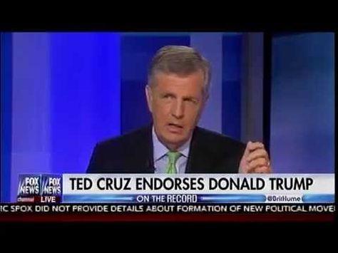 Latest News Today USA. Ted Cruz Endorses Donald Trump! 09.23.2016
