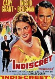 INDISCREET  INDISCRETA  1958