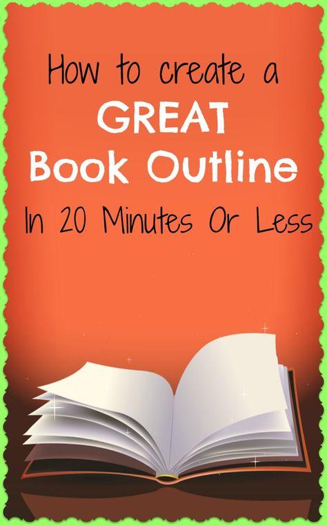 book ideas to write
