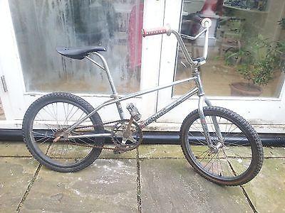 Bmx Firebird Freestyler Vintage Rare Chrome Frame Bikes