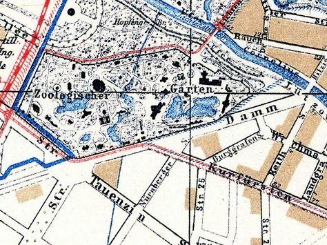 Breitscheidplatz Maps