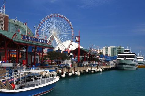 Navy Pier is among the best Chicago attractions.Browse Navy Pier hotels, Flights & save money with our Best Price match Guarantee with Travel Trolley