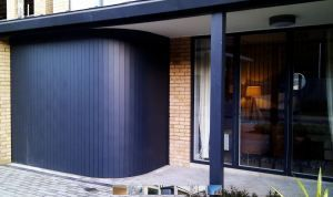 Round Corner Garage Doors Jlg London Garage Doors Garage Door
