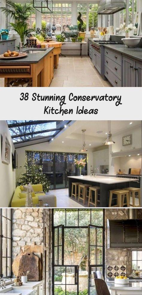 Conservatory Kitchen Stunning Conservatory Kitchen Ideas 24 Gardenroom In 2020 Conservatory Kitchen Garden Room Conservatory