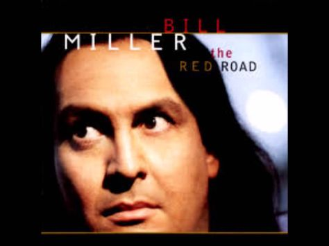 Bill Miller The Red Road 1993 American Singers Music Albums