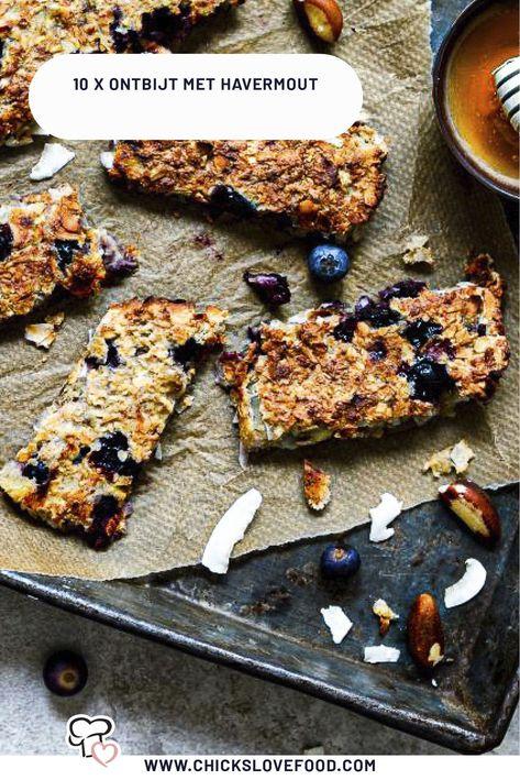 Betere 10x ontbijt met havermout in 2020 - Voedsel ideeën, Havermout en ZE-98