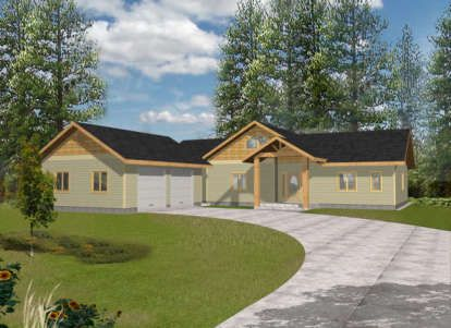 House Plan 207 00085 Coastal Plan 1 925 Square Feet 2 Bedrooms 2 Bathrooms In 2020 Modern Contemporary House Plans Craftsman House House Plans