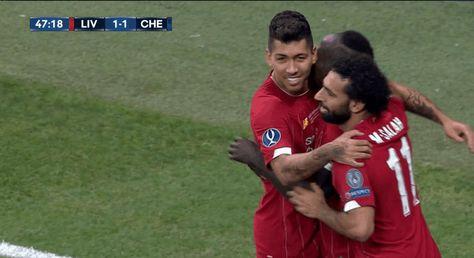Vidéo - Supercoupe d'Europe : But de Sadio Mané face à Chelsea !  wiwsport.com #Senegal #wiwsport