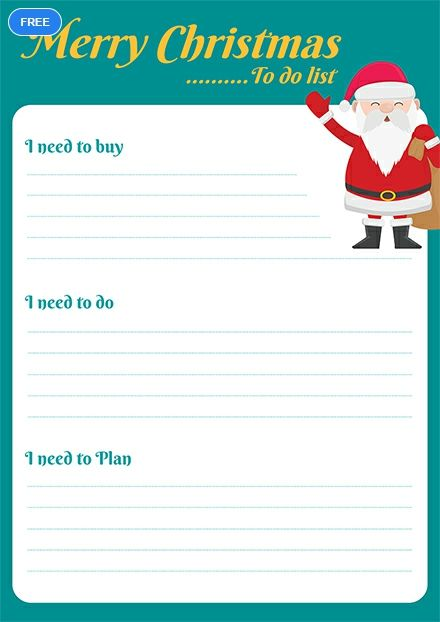 Christmas Wish List Template Free Pdf Word Doc Apple Mac Pages Christmas Wish List Template Christmas To Do List Christmas Wishes