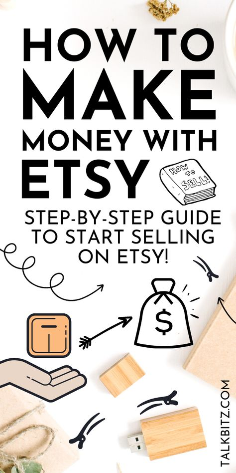 How to Make Money With Etsy: Simple Guide for Beginners
