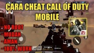 Cheat Cod Mobile Codm No Root Terbaru Di 2020 100 Works Kabargames Call Of Duty Script Game