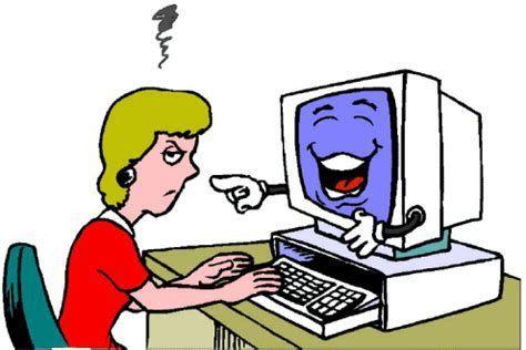 Image result for computer frustration images