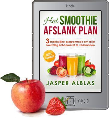 Het Smoothie Afslank Plan - JasperAlblas.nl