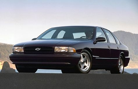 1996 #Chevy #Impala