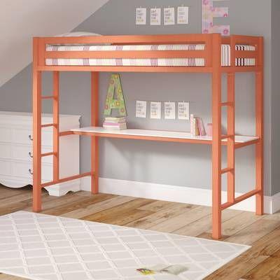 Giusti Twin Loft Bed Diy Loft Bed Loft Bed Plans Modern Loft Bed