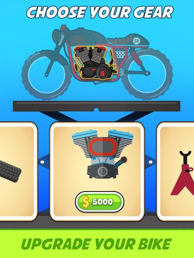 Bike Race Free 7 8 0 Apk Mod Hack Racing Games Racing Bikes