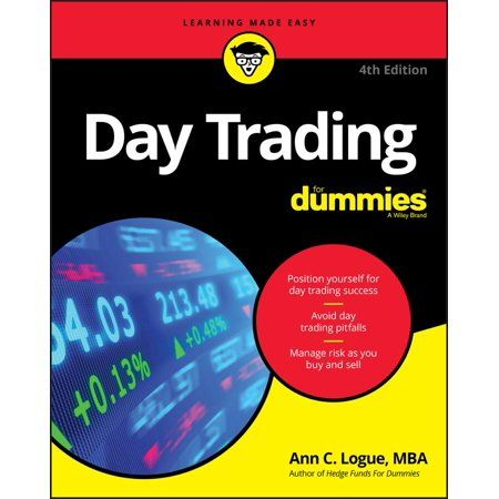 Books In 2020 Day Trading For Dummies Day Trading Finance Books