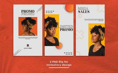 Spa Promotional Design Instagram Post and Story Template Social Media
