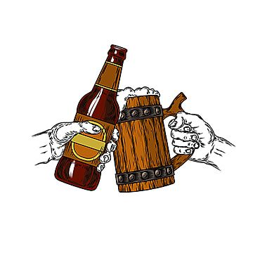 Caneca De Cerveja Com Espuma E Uma Garrafa Marrom Clipart De Garrafa De Cerveja Cerveja Garrafa Imagem Png E Vetor Para Download Gratuito In 2021 Beer Drawing Beer Painting Brown Bottles