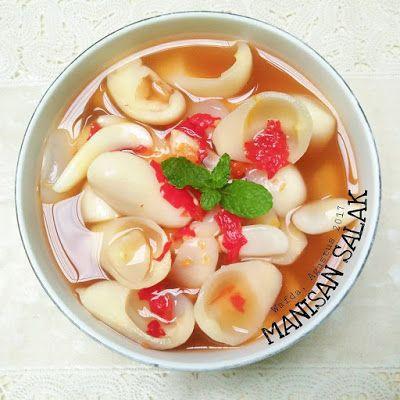 Resep Manisan Salak Yang Lagi Hits Di Instagram By Dapurwafda Manisan Buah Makanan Dan Minuman Resep Makanan