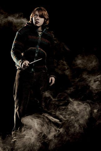 Download Harry Potter and the Goblet of Fire Character Poster: Ron Weasley Wallpaper   CellularNews