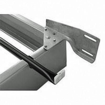 Headboard Brackets For Contract Steel Bed Bases Set Of 2 Brackets