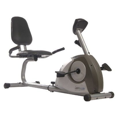 Stamina Magnetic Recumbent 1350 Exercise Bike In 2020 Biking Workout No Equipment Workout Recumbent Bike Workout