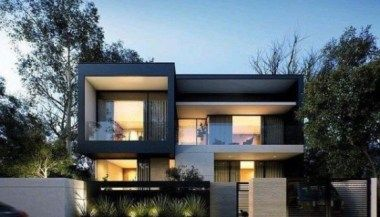 49 Most Popular Modern Dream House Exterior Design Ideas Autoblogsamurai Com Architecture House House Designs Exterior Minimalist House Design
