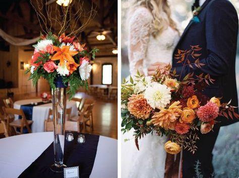 Qualche idea per un #matrimonio #autunnale! http://www.danielasposa.it/?p=2982 #danielasposa #weddingstyle
