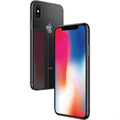 Apple Iphone X 256gb Space Gray At T A1901 Gsm Mqam2ll A Ebay Link Iphone Apple Iphone Prepaid Phones